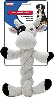 لعبة البقرة تويستس للكلاب من إيثيكال تاف مقاس 22.86 سم