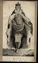 Ragel Female Hottentot South African Nude Racist? c.1780 antique engraved print