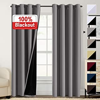 modern blackout curtains city