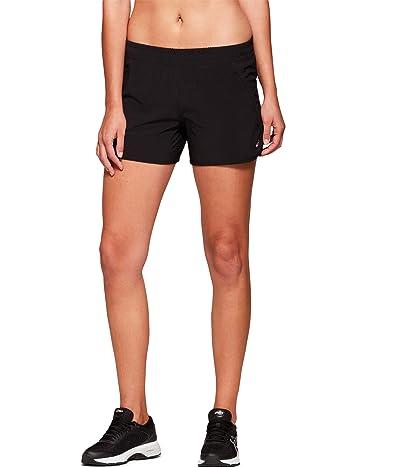 ASICS Fietro 4 Shorts (Black) Women