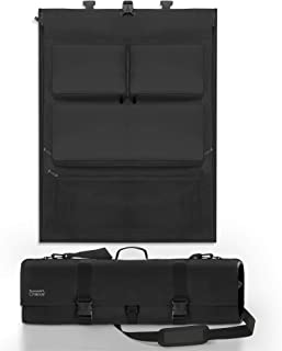 Prosumer's Choice Portable Roll Up Travel Bag/Organizer for Wrinkle-free Garments and Easy Storage of Electronic Devices
