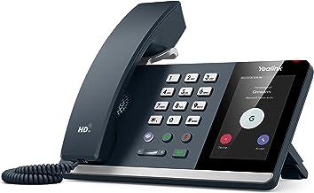 $179 » Yealink MP54-TEAMS Cost-Effective IP Phone for Teams (Renewed)