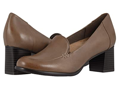 Trotters Quincy (Dark Taupe) Women