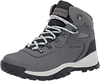 Women's Newton Ridge Plus Waterproof Hiking Boot, Breathable, High-Traction Grip