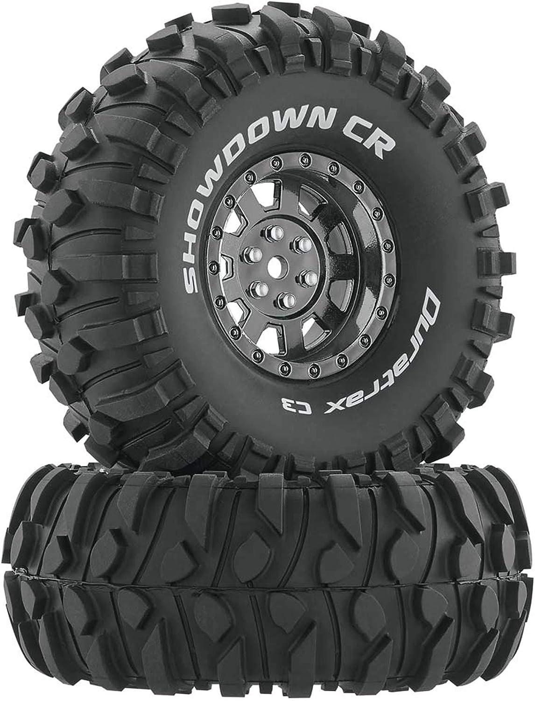 DuraTrax Neumáticos RC Rock Crawler con Inserciones de Espuma ...
