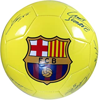FC Barcelona Authentic Official Licensed Soccer Ball Size 5-13-3