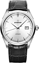 Eterna Heritage 1948 Legacy Date Automatic Watch, SW 300-1, 41,5mm, 5atm, Silver