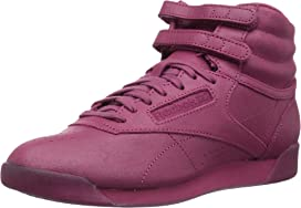 8d4cb3db6d1 Reebok Lifestyle Freestyle Hi at Zappos.com