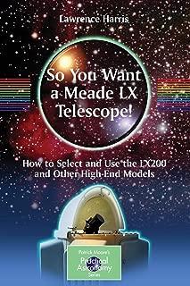 meade telescope service