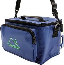CampTeck Bolsa Azul Refrigerante Compacta Ligera Resistente