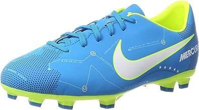 NIKE JR Mercurial Victory VI DF FG Boys Soccer-Shoes
