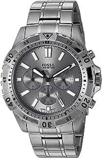 ساعة فوسيل 44 ملم بحزام ذهبي - FS5621