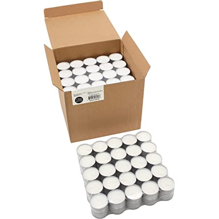 500ct HIGH QUALITY AIR FUSION SCENTED TEA-LIGHTS WAX CANDLES (5 Pks)