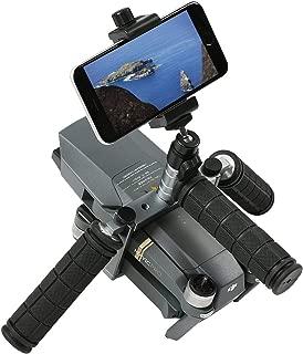 Cinema Tray, Fotowelt Metal Handheld Gimbal Camera Stabilizer Bracket Kit for DJI Mavic Pro and Platinum Version Drone Accessories,Not Fit for Mavic 2
