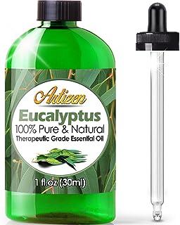 Artizen Eucalyptus Essential Oil (100% Pure & Natural – Undiluted) Therapeutic..
