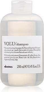 Davines Essential Haircare VOLU Shampoo, 2.5 Fl Oz