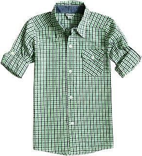 Best boys green button down shirt Reviews