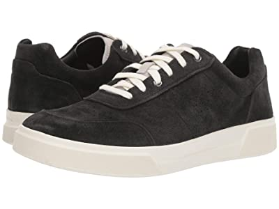 Vince Barnett (Dark Charcoal Suede) Men