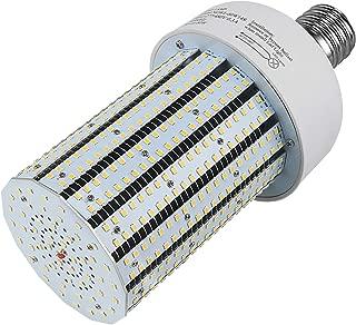 480V 80W LED Corn Light Bulb 347V 250Watt Equivalent Cob Light 11600LM E39 Mogul Base 6000K Daylight CFL HID HPS MH Replacement for Parking Lot Gas Station Light Retrofit Corn Lamp AC200-500V