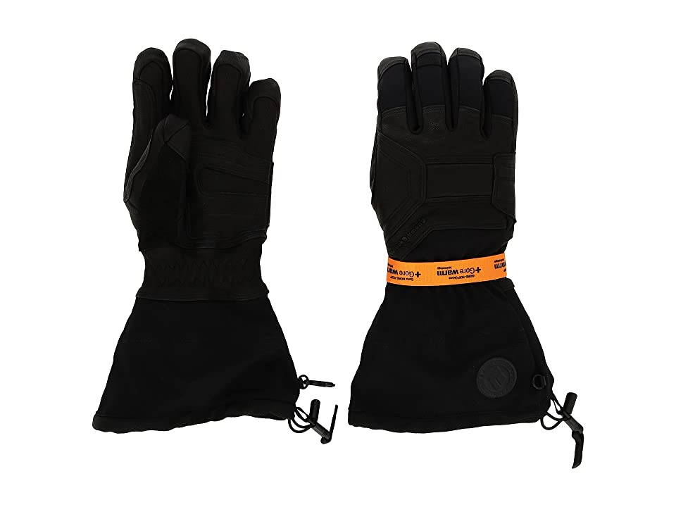 Black Diamond Guide Glove (Black) Extreme Cold Weather Gloves