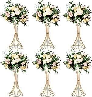 wedding aisle vases