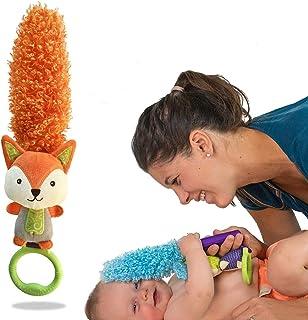 Yoee Baby - Juguete multiusos para recién nacidos y bebés de 0 a 18 meses, Fox