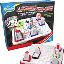 ThinkFun Laser Maze (Class 1) Logic Game and STEM Toy for Boys and Girls Age 8 and Up – Award Winning Game for Kids