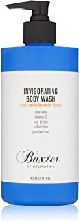 Baxter Of California Invigorating Body Wash - Citrus and Herbal-Musk Essence, 473 ml