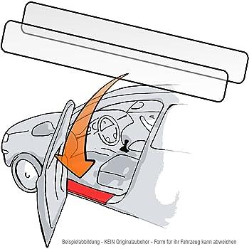 transparent 150/µm Passform Lackschutzfolie als Selbstklebender Ladekantenschutz Autofolie und Schutzfolie passgenau f/ür Fahrzeugtyp Siehe Beschreibung