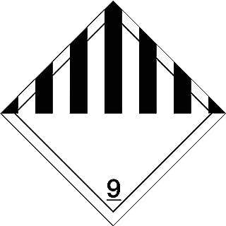 DOT Label, 4 In. W, 4 In. H, PK100 - HMSL-0054-P100 - Pack of 2