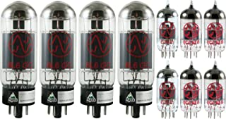Fender Twin Reverb / Showman Tube Set, JJ Tubes (x4 6L6GC, x4 12AX7, x2 12AT7)