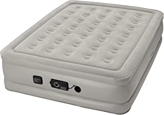 Insta-Bed Raised Air Mattress with Never Flat Pump (Renewed)