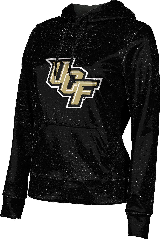 ProSphere University of Central Florida Girls' Pullover Hoodie, School Spirit Sweatshirt (Heather)
