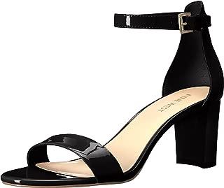 Nine West Women's Pruce Synthetic Heeled Sandal