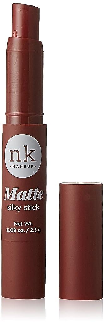 不正直滑るどれかNICKA K Silky Matte Stick - Cherrywood (並行輸入品)