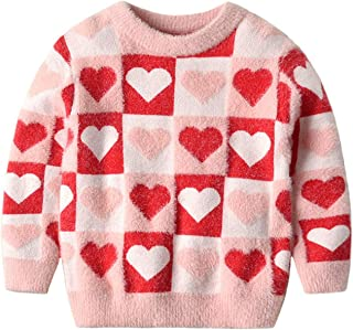 Baby Girl Mohair Sweaters boy Sweater Autumn Winter Kids Girls Pullover Tops Knit Clothes Pull Enfant fille