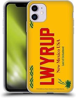 Head Case Designs Officieel Gelicentieerd Breaking Bad Better Call Saul LWYRUP Graphics Soft Gel Case compatibel met Apple...