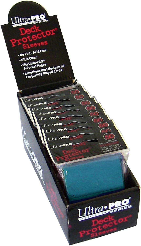 Ultra Pro Schutzhüllen aus Folie für Spielkarten