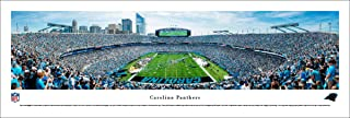 Carolina Panthers - NFL Posters, Framed Pictures and Wall Decor by Blakeway Panoramas