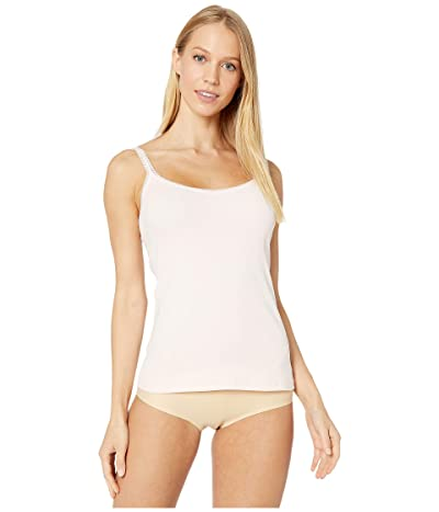 OnGossamer Cabana Cotton Reversible Camisole (Blush) Women