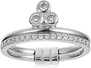 Esprit Play Ring for Women - Silver (16 mm)