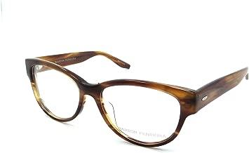 Barton Perreira Brooke (Af) Eyeglasses Frames 53-16-140 Umber Tortoise Asian Fit