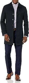 Buttoned Down Mens Water Repellant Car Coat