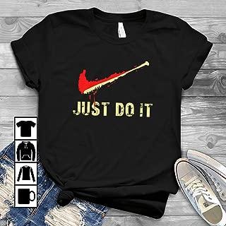 negan shirt just do it