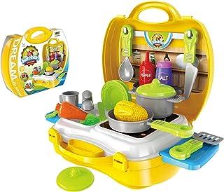 Bowa Kitchen Cooking Suitcase Play Set - 04401