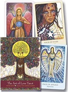 The Art of Love Tarot: Illuminating the Creative Heart