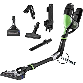 Rowenta Air Force 460 RH9292WO Aspiradora de mano sin cable con tubo flexible, hasta 30 min, accesorios para todas las superficies, pack boquillas y pack accesorios especial animales: Amazon.es: Hogar