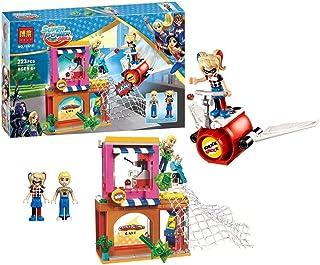 Bela Super Hero Girls Harley Quinn To The Rescue Building Blocks 223 Pcs - 03957