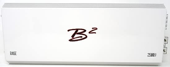 B2 Audio Rage 2500.1 Amplifier
