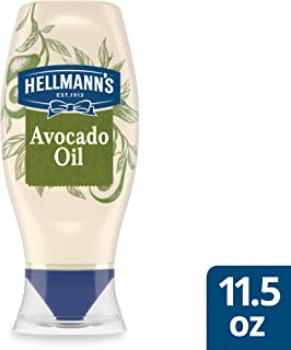 Hellmann's Squeeze Mayonnaise Dressing, Avocado Oil with a hint of Lime 11.5 oz